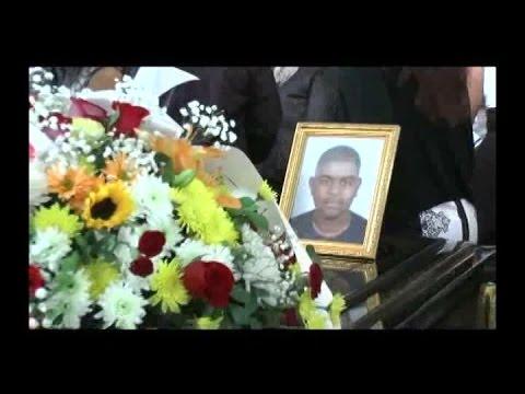 Funeral Held For Murdered Teen Jesse Beephan