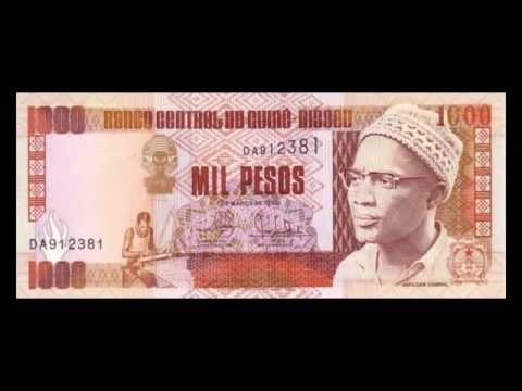 All Banknotes of the Guinea-Bissau peso - 50 Pesos to 10.000 Pesos - 1990 to 1993 Issue in HD