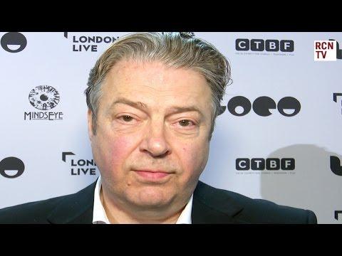 Roger Allam Interview The Hippopotamus Premiere