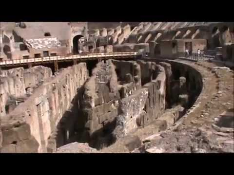 Colosseum - World's largest amphitheater - Rome
