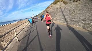 Bournemouth Half Marathon 2018 Timewarp full course