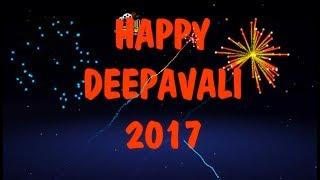 Happy Deepavali || Vfx, Special Animation , Firework || Wishing Happy Diwali 2017 Greetings ...