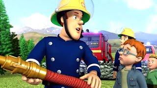 Brandweerman Sam Nederlands Nieuwe Afleveringen 🔥 Sam redt de picknick 🚒 Kinderfilms