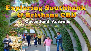 Brisbane Travel Guide: South Bank and CBD | Things to do in Brisbane  Australia