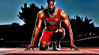 Tyson Gay - Sprinting Montage