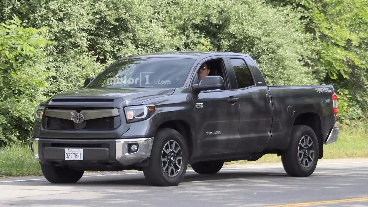 2019 Toyota Tundra Diesel - YouTube