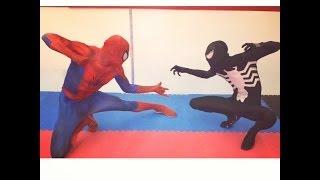 The Stunning Spider-Man vs Venom (The Final Showdo