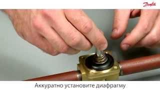 Как прочистить электромагнитный клапан EV250B НЗ(Как прочистить электромагнитный клапан EV250B НЗ., 2013-04-15T06:33:56.000Z)