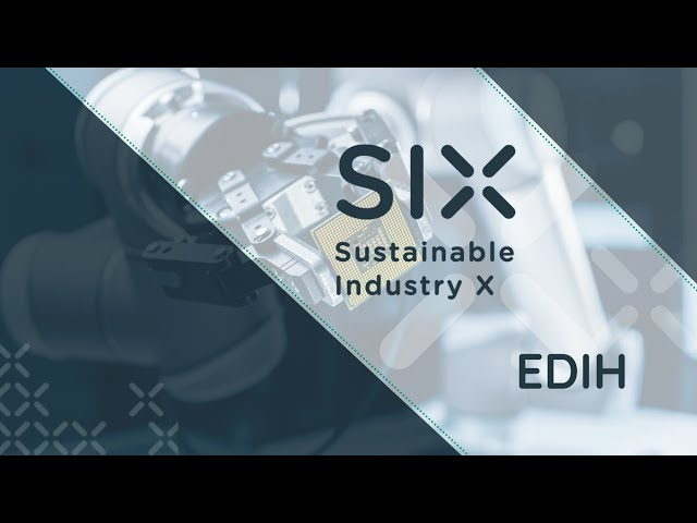 Video: Introduction to the SIX Manufacturing EDIH, Finland