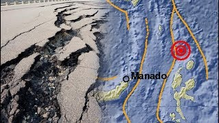 Download Video Gempa Magnitudo 7,1 Guncang Talaud Sulawesi Utara MP3 3GP MP4