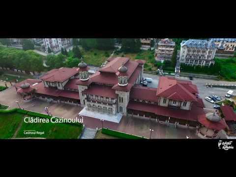Targu Ocna Si Slanic Moldova - Statiunile Muntilor Nemira