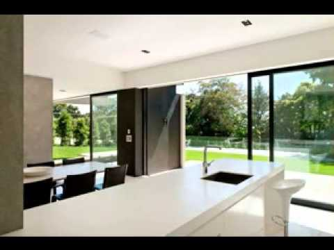 Homes Interior Designs Minimalist Impressive Minimalist Home Interior Design  Youtube Design Ideas