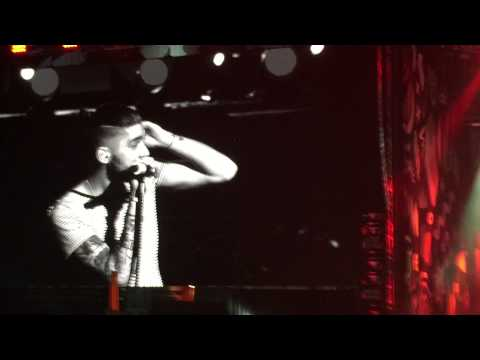 One Direction - Where Do Broken Hearts Go live in Singapore (11 March 2015)
