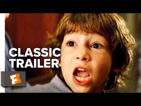 Zathura: A Space Adventure (2005) Official Trailer 1 - Josh Hutcherson Movie