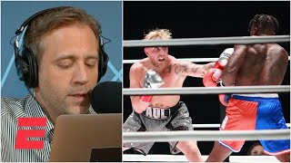 Nate Robinson had no business being in the ring vs. Jake Paul - Max | The Max Kellerman Show