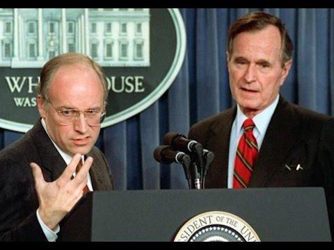 George H. W. Bush Calls Dick Cheney Iron Ass?