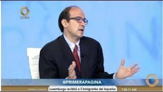 Ricardo Sucre Heredia: El Gobierno usa el atentado para atacar a la oposición (Parte 1)