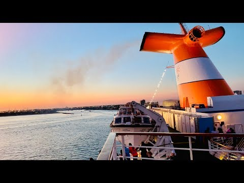 Tour of Bahamas Paradise Cruise Ship