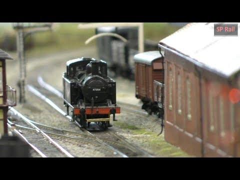 Bishop's Stortford Model Railway Exhibition 2017