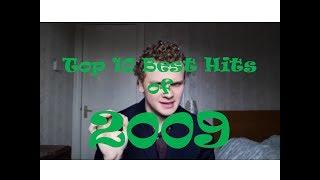 Top 10 Best Hit Songs of 2009