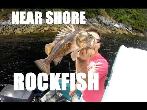 How To Fishing - Shore Jigging BC Rockfish