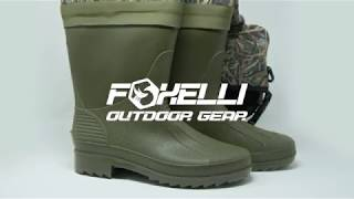 Foxelli Fishing Waders Commercial
