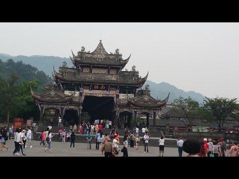 2016 China Trip Day 7 in Du Jiang Yan Chengdu, Sichuan 1 of 2