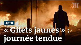 #GiletsJaunes» : les images des violences