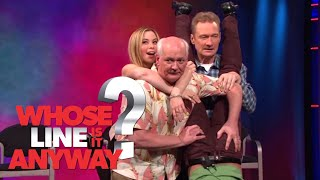 This Ship Is Going Down Slowly | Whose Line Is It Anyway?