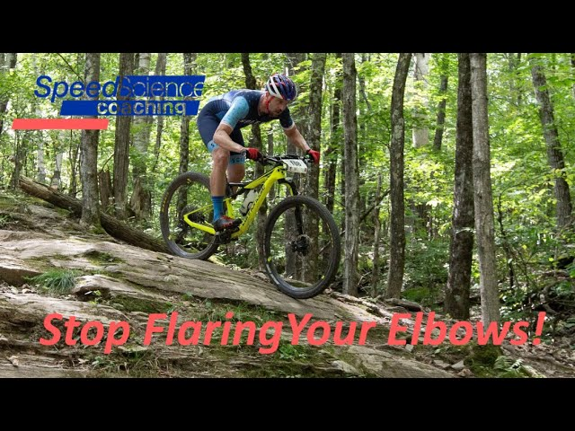 Ride Like a Pro: Elbows Out is Wrong!