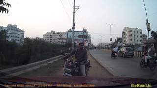 Bikers on the run seeing Traffic Police | No License | No Helmet | No Papers