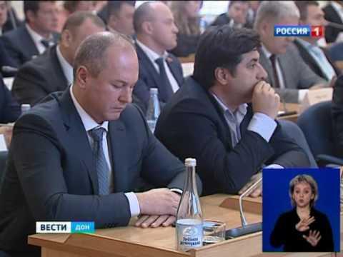 Главой администрации Ростова-на-Дону избран Виталий Кушнарёв