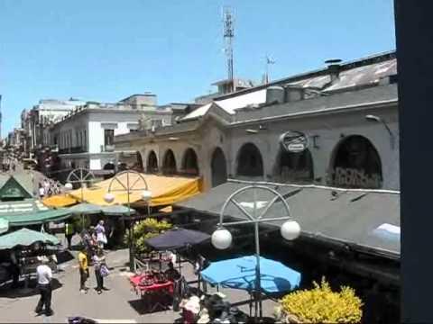 Uruguay Travel: A Biking Tour in Montevideo