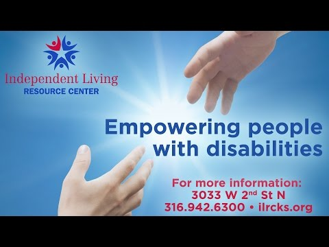 Independent Living Resource Center (ILRC) Agency video