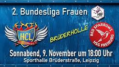 HC Leipzig   vs.   HSG Freiburg