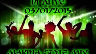 Dj Alive - 03.01.2015 - Makina Mix