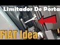 Vgsound - limitador de porta dianteira Fiat Idea