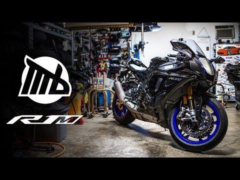 MotoBros - The First 2020 Yamaha R1M