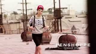 Kendall Jenner for Penshoppe Urban Rebels