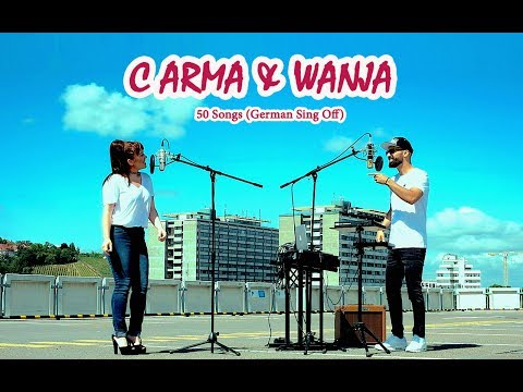 50 Songs (German SING OFF)  -  C ARMA & WANJA JANEVA