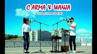 50 Songs (German SING OFF)  C ARMA amp; WANJA JANEVA