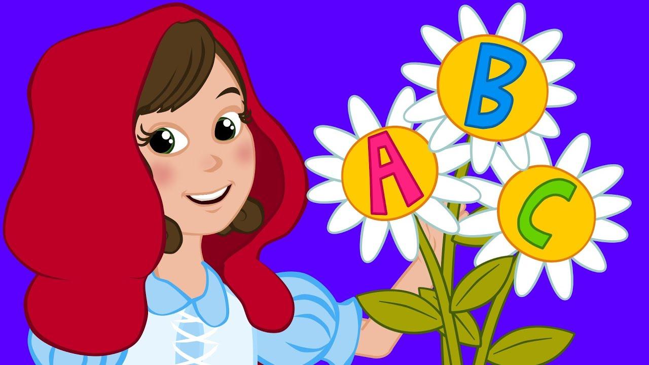 Kırmızı Başlıklı Kız ile Türkçe ABC Alfabe Çocuk Şarkısı | Adisebaba Masal