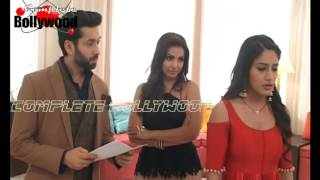 On Location Of TV Serial Ishqbaaz Shivay About To Give Divorce To Anika