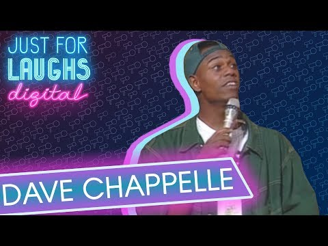Dave Chappelle Stand Up - 1993