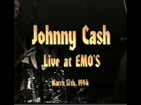 Johnny Cash  Let The Train Blow The Whistle   at SXSW 1731994