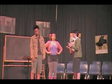 Clyde Ray's Introduction to Acting (Fame the Musical)