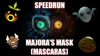 ¡Retro Toro EN VIVO! ¡Primer intento de Speedrun de Majora's Mask!