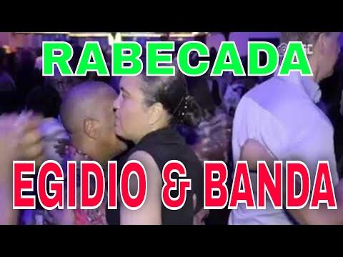 Rabecada  -  Egidio & Banda , live em Rotterdam