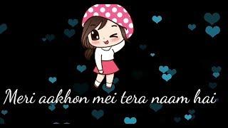 ❤ Tere sang yaara ❤ || Female version ❤ || Love 😘 : Romantic 💏 || WhatsApp status video|||