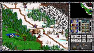Heroes of Might and Magic 2 - Zniszcz Krasnoludy 1/2 [#25]